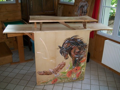 Atelier picaud fabrication - Fabriquer un comptoir bar ...